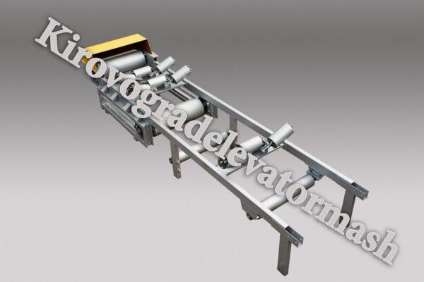 Конвеєр (транспортер) стрічковий КC