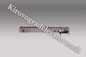 Транспортер (конвеєр) ланцюговий скребковий ТЛС